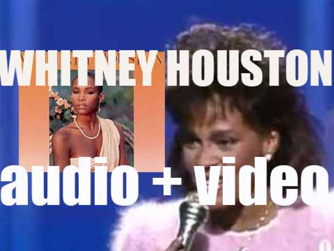 Arista publish 'Whitney Houston,' her eponymous debut album featuring 'You Give Good Love,' 'Saving All My Love for You' and 'How Will I Know' (1985)