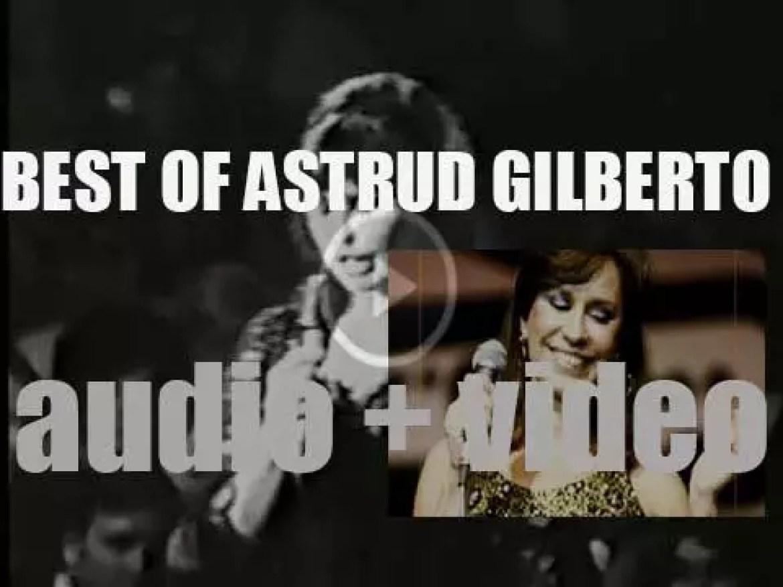 Happy Birthday Astrud Gilberto. 'La Garota de Bahia'