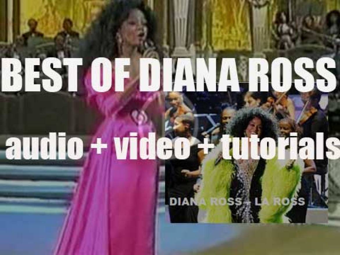 We wish Happy Birthday to Diana Ross. 'La Ross'
