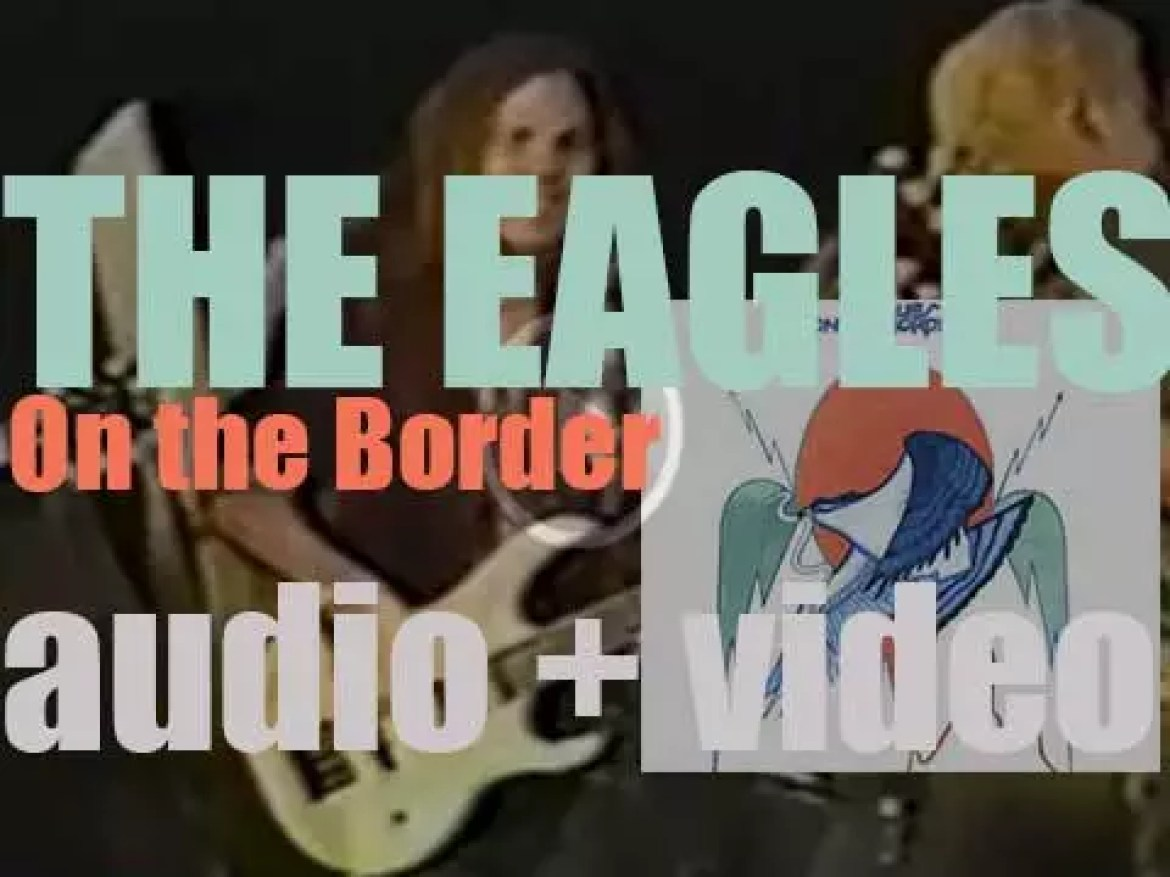 The Eagles release 'On the Border,' their first album to feature Don Felder (1974)