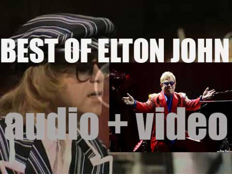 Happy Birthday Sir Elton John. 'Rocket John (It Still Is A Long Long Time)'