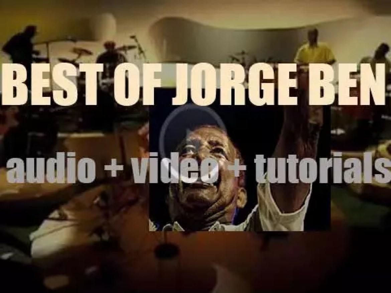 Happy Birthday Jorge Ben. 'Parabéns! Mas Que Todos, Jorge'