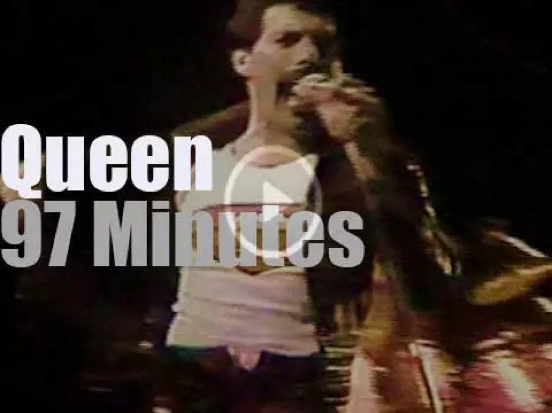 Queen will rock Sao Paulo (1981)