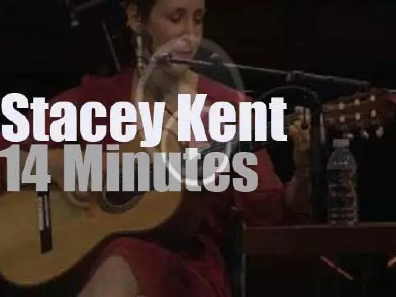Happy Birthday Stacey Kent