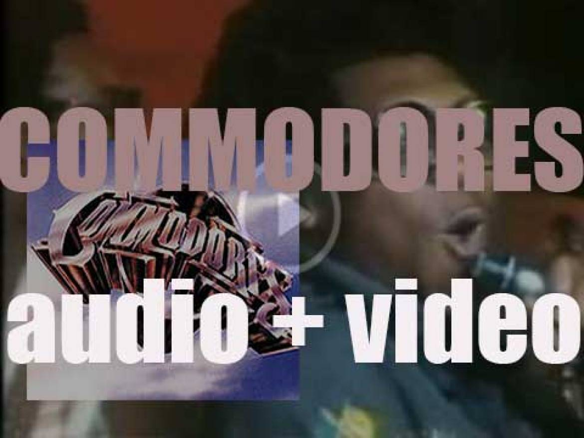 Motown release 'Commodores,'  their fifth album featuring 'Easy' written by Lionel Richie (1977)