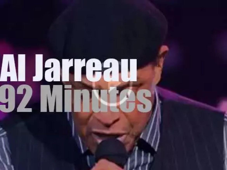 Al Jarreau sings in Belarus (2011)