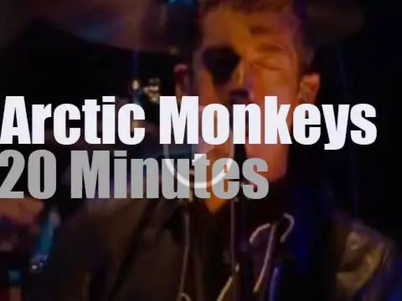 "Arctic Monkeys at ""Quilmes Rock"" (2012)"