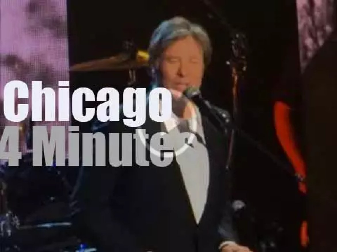 """Chicago at """"Rock and Roll Hall of Fame"""" (2016)"""