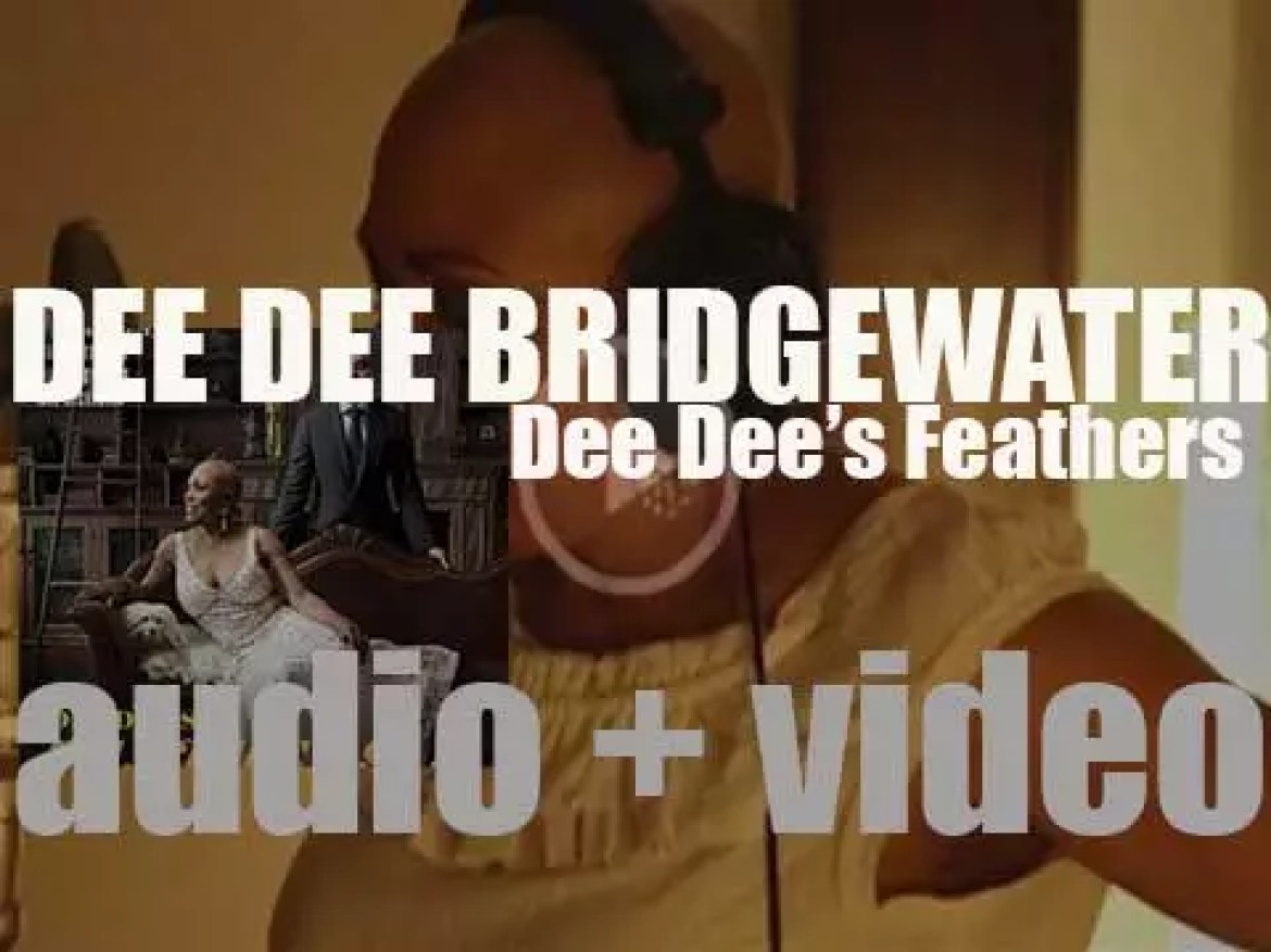 Dee Dee Bridgewater releases 'Dee Dee's Feathers,' recorded with the New Orleans Jazz Orchestra directed by Irvin Mayfield (2015)