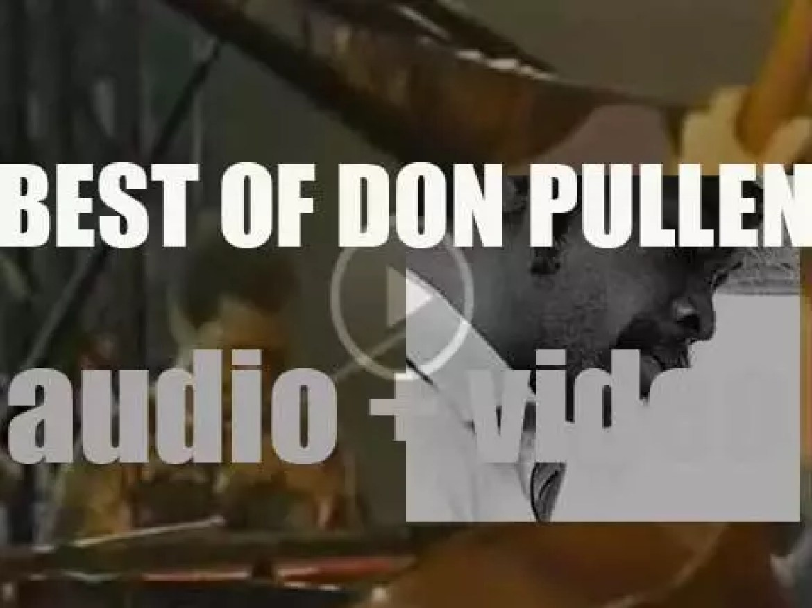 We remember Don Pullen. 'Ode To Don'
