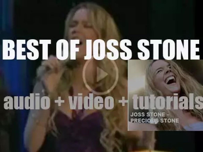 Happy Birthday Joss Stone. 'Precious Stone'
