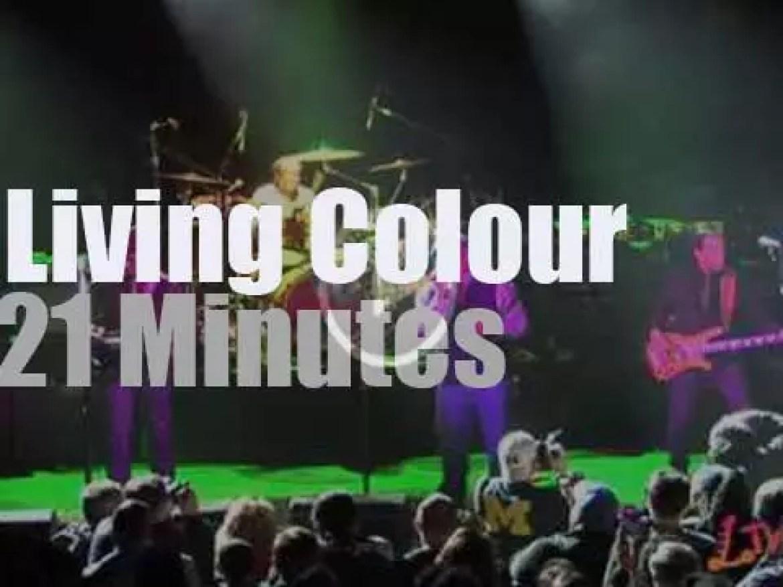 Living Colour celebrates 25 years of 'Vivid' (2013)