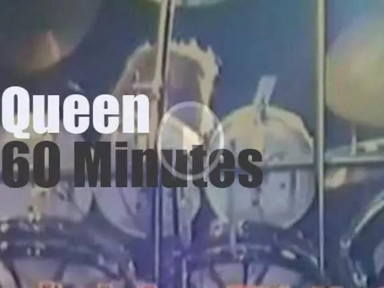 Queen rocks Tokyo (1979)