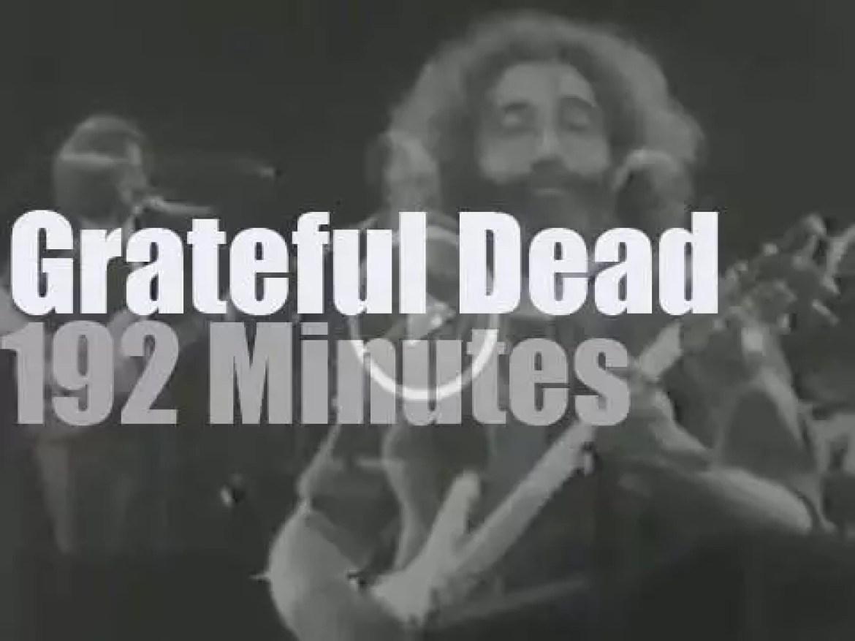 The Grateful Dead are in North Carolina (1978)