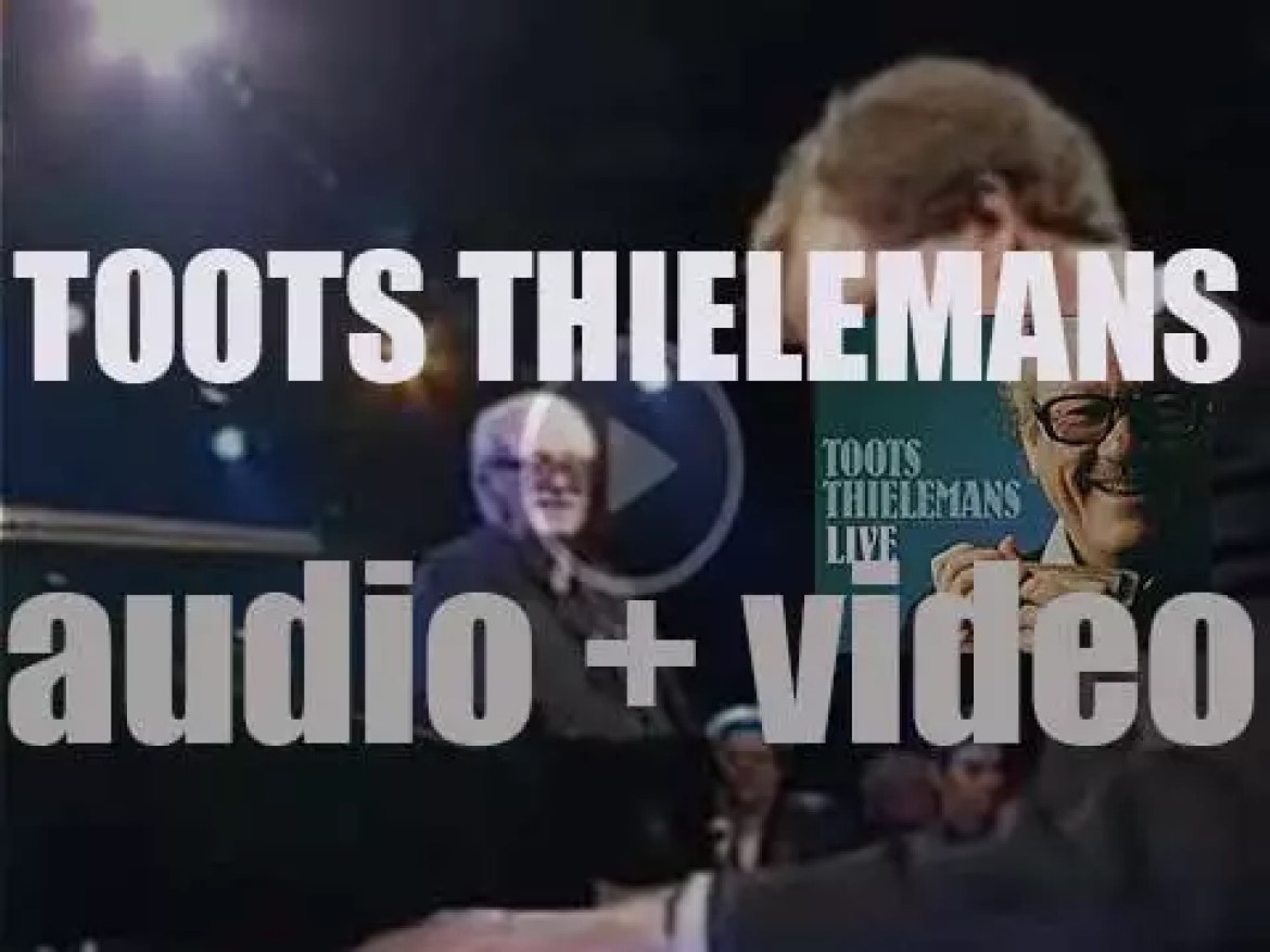 Polydor publish Toots Thielemans' 'Live' recorded in Holland (1974)
