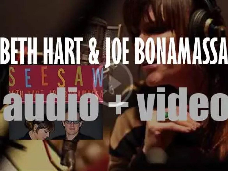 Beth Hart and Joe Bonamassa release 'Seesaw,' their second  collaboration album (2013)