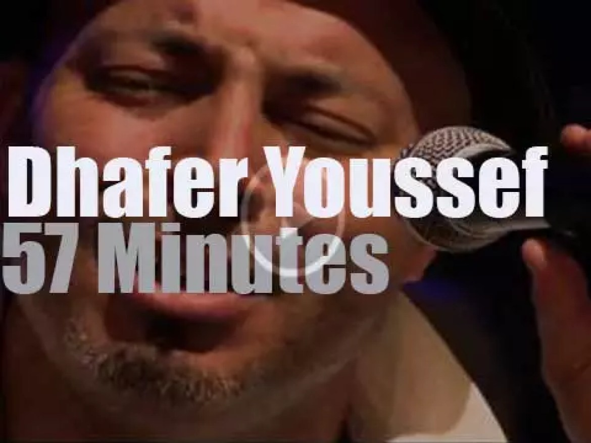 """Dhafer Youssef is """"Sous Les Pommiers"""" (2010)"""