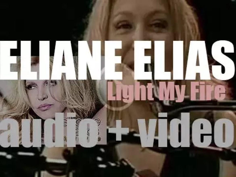 Concord Picante publish Eliane Elias' twentieth album : 'Light My Fire' (2011)