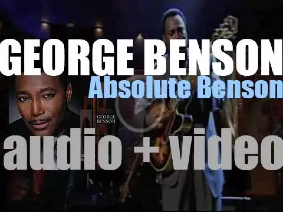 GRP/Verve publish George Benson's  'Absolute Benson' featuring 'The Ghetto' (2000)
