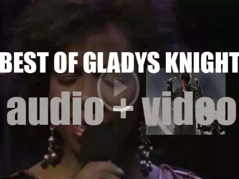 Happy Birthday Gladys Knight. 'Give Me The Knight'
