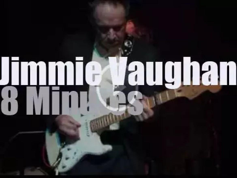 Jimmie Vaughan plays in Austin (2012)
