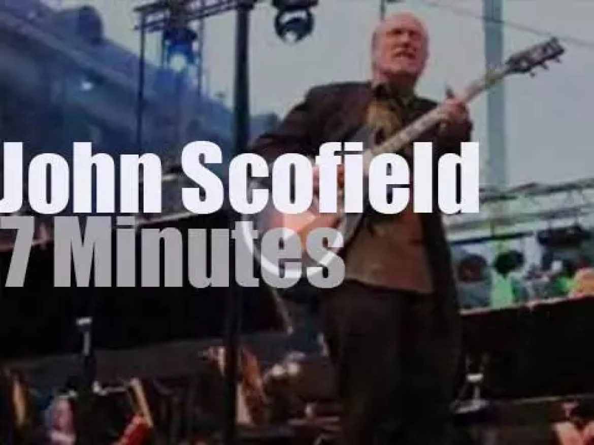 John Scofield plays with Metropole Orchestra (2007)