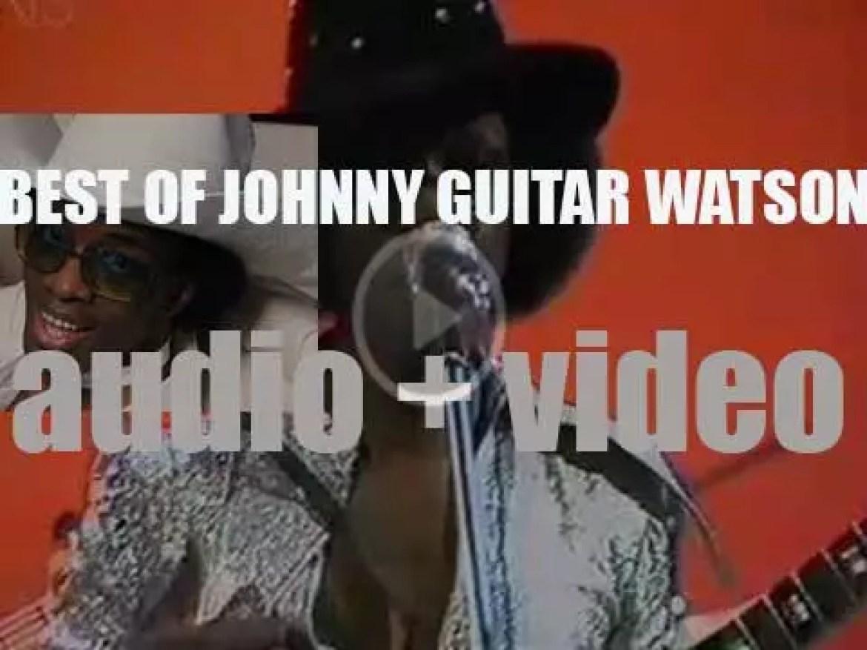 "We Remember Johnny ""Guitar"" Watson. 'Pimp My Funk'"