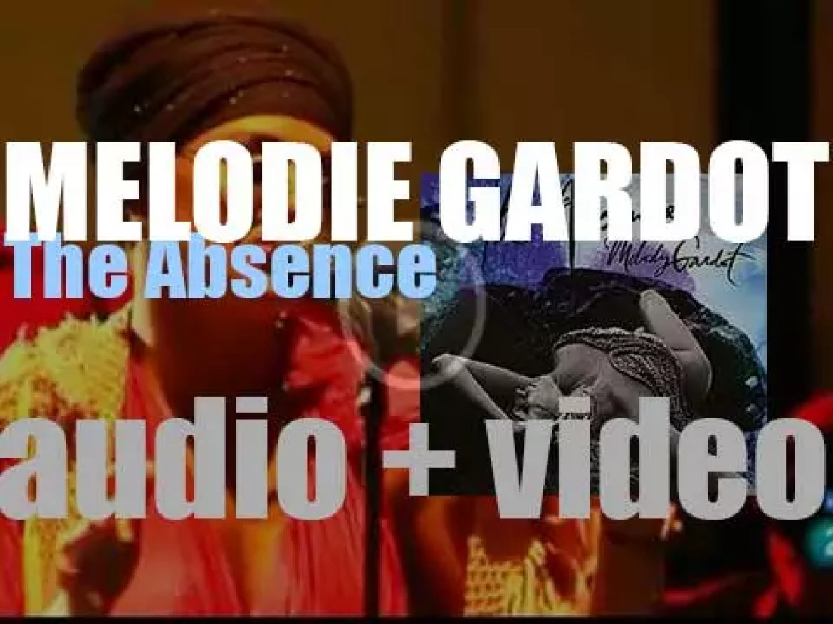 Melody Gardot releases her third album  produced by Heitor Pereira : 'The Absence' (2012)