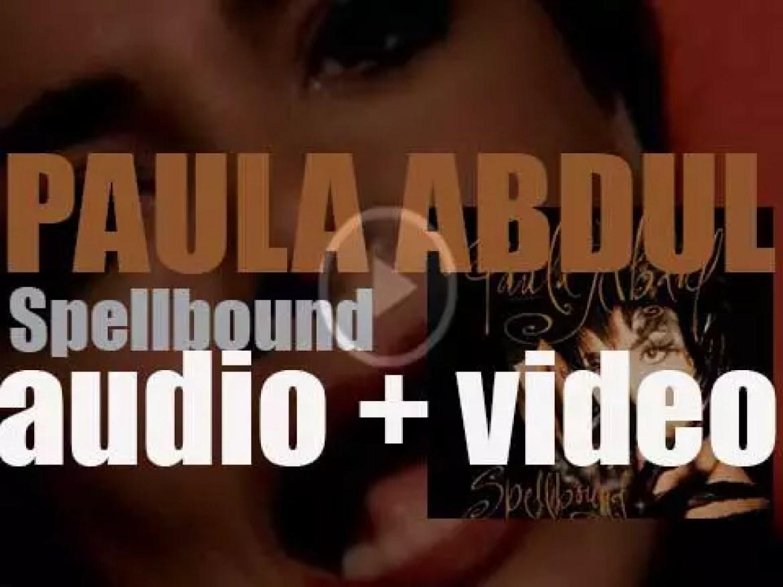 Paula Abdul releases 'Spellbound' featuring 'Rush Rush' (1991)