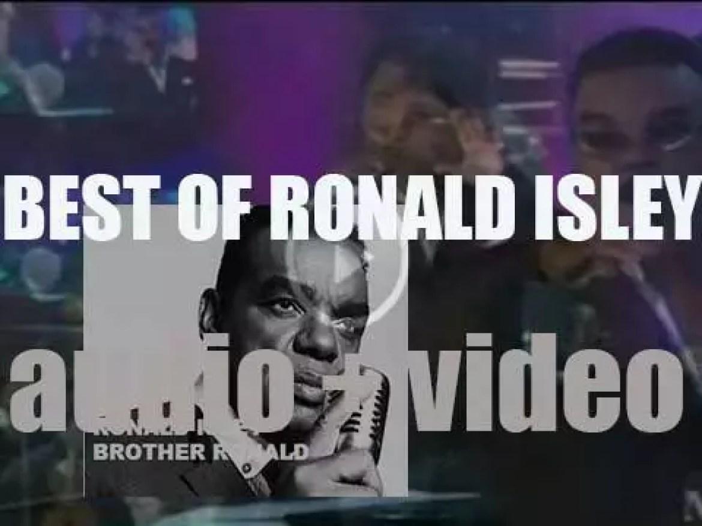Happy Birthday Ronald Isley. 'Brother Ronald'