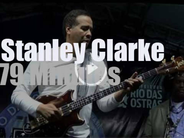 Kamasi Washington joins Stanley Clarke in Brazil (2013)