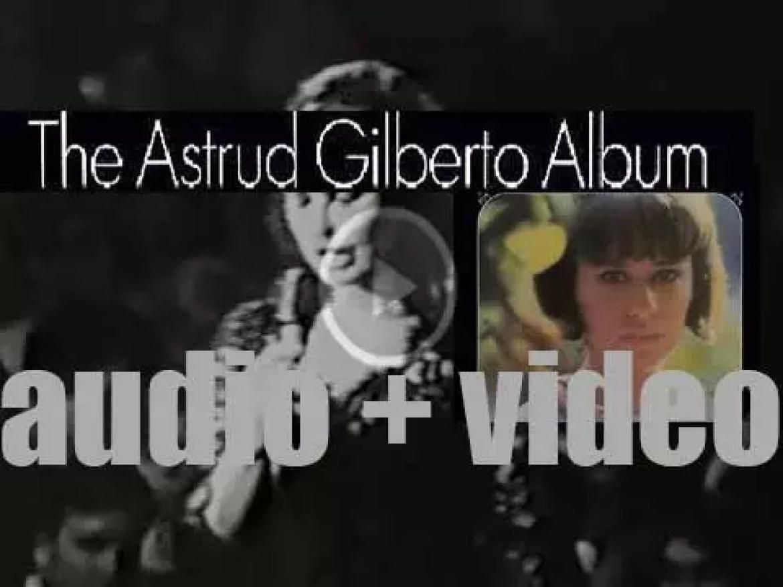 Verve publish 'The Astrud Gilberto Album,' her first album recorded with Antônio Carlos Jobim, João Gilberto et al (1965)