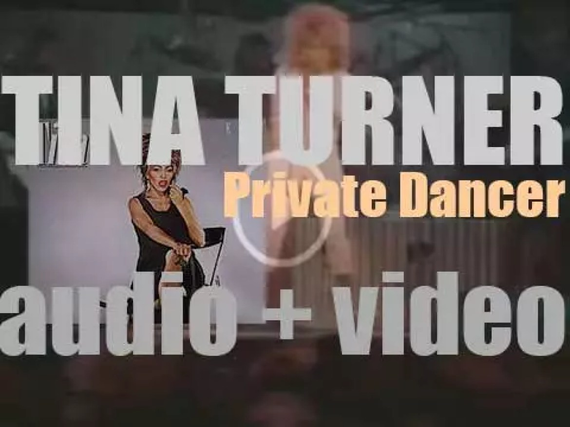 Capitol Records release Tina Turner's fifth solo album : 'Private Dancer' featuring 'What's Love Got To Do With It' (1984)