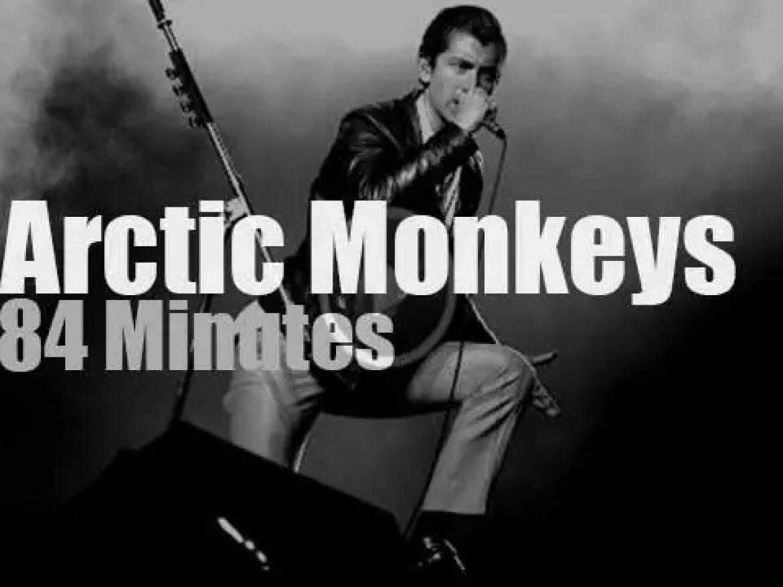 Arctic Monkeys play Glastonbury (2013)