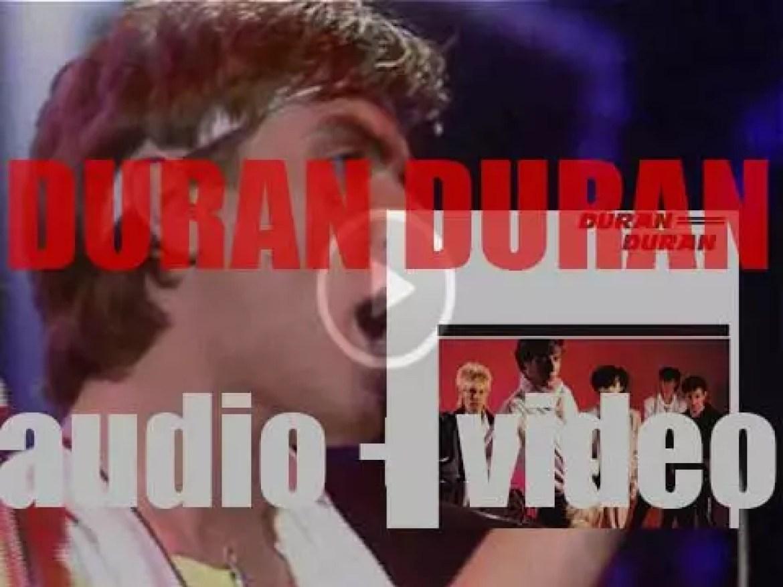 EMI publish Duran Duran' self-titled debut album featuring 'Planet Earth' (1981)