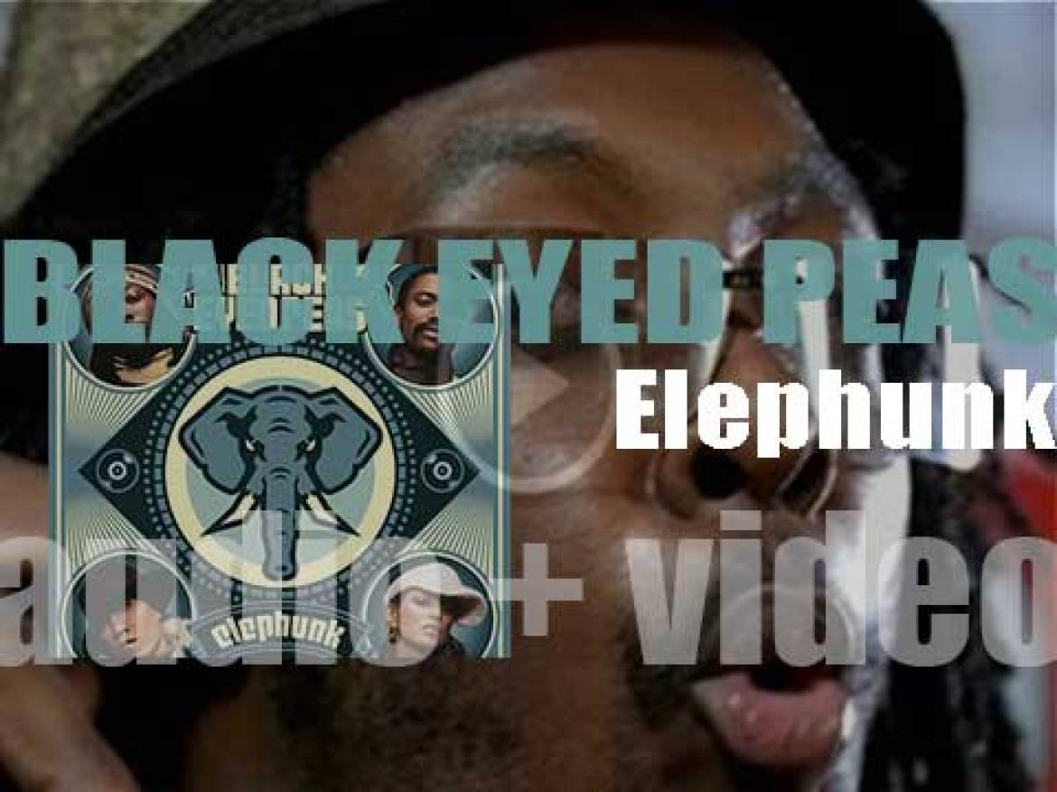 The Black Eyed Peas release 'Elephunk', their third album featuring 'Where Is the Love?' (2003)