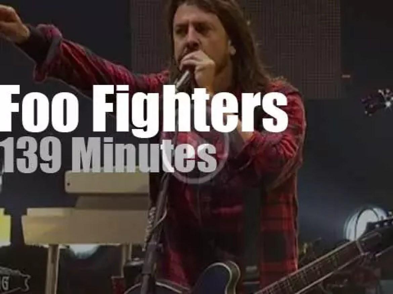 Foo Fighters headline Rock am Ring (2015)
