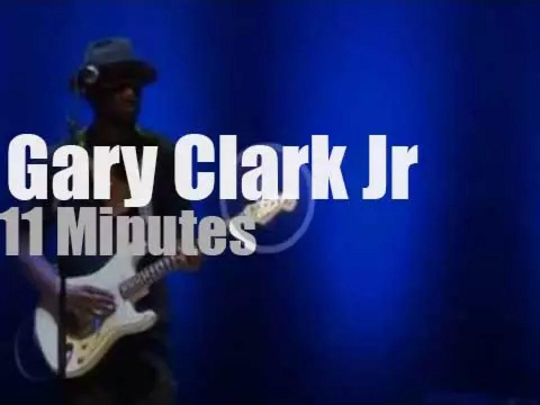 Gary Clark Jr plays in Rochester, NY (2015)