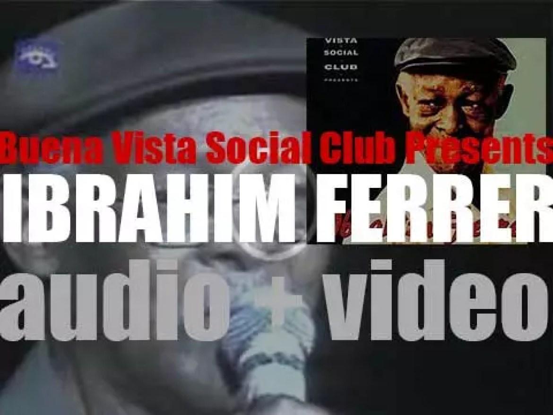 Nonesuch publish 'Buena Vista Social Club Presents: Ibrahim Ferrer' (1999)