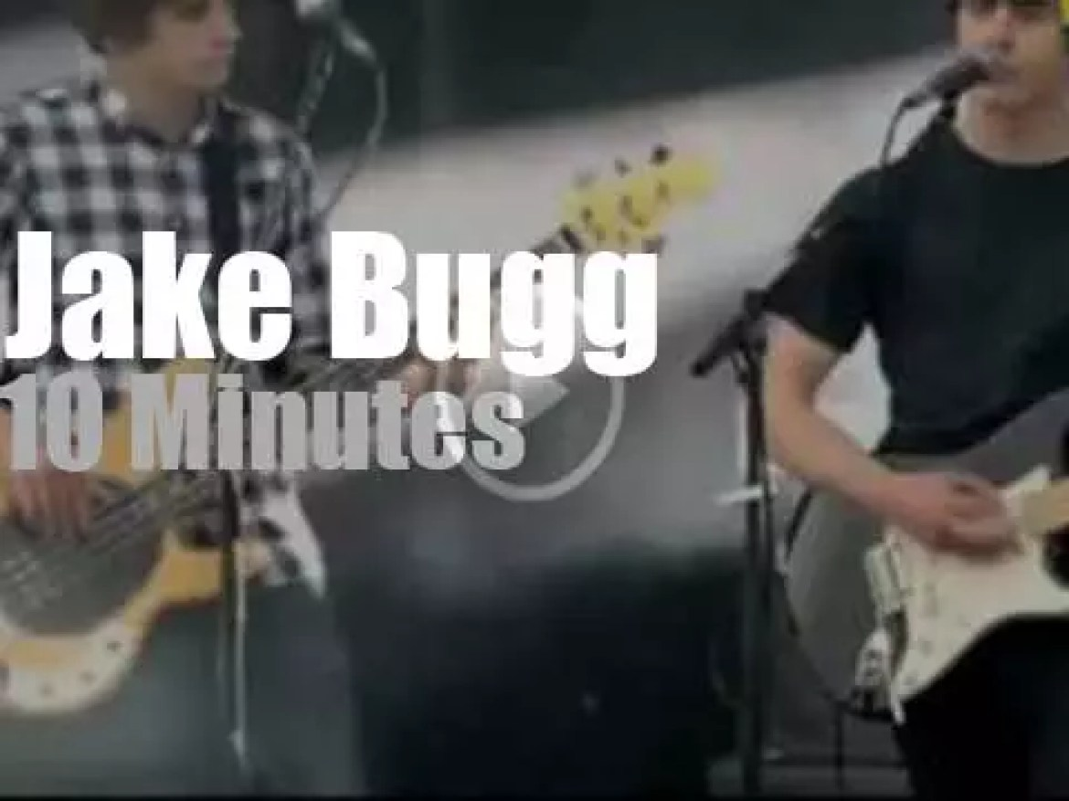 Jake Bugg attends Rock am Ring (2013)