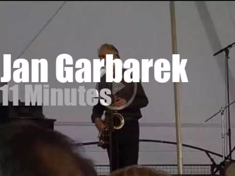Jan Garbarek Group  plays in Paris (2010)