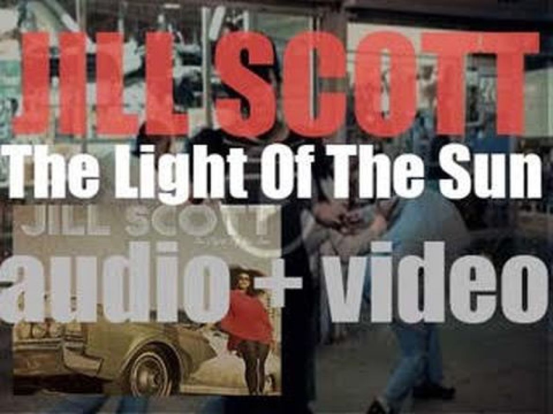 Jill Scott releases her fourth album : 'The Light of the Sun' (2011)