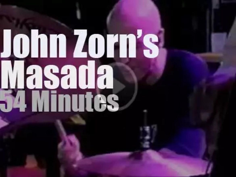 John Zorn's Masada performs in Warsaw (1994)