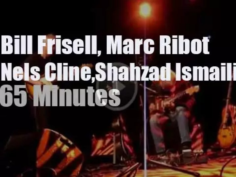 Marc Ribot, Bill Frisell, Nels Cline et al meet in NYC (2013)