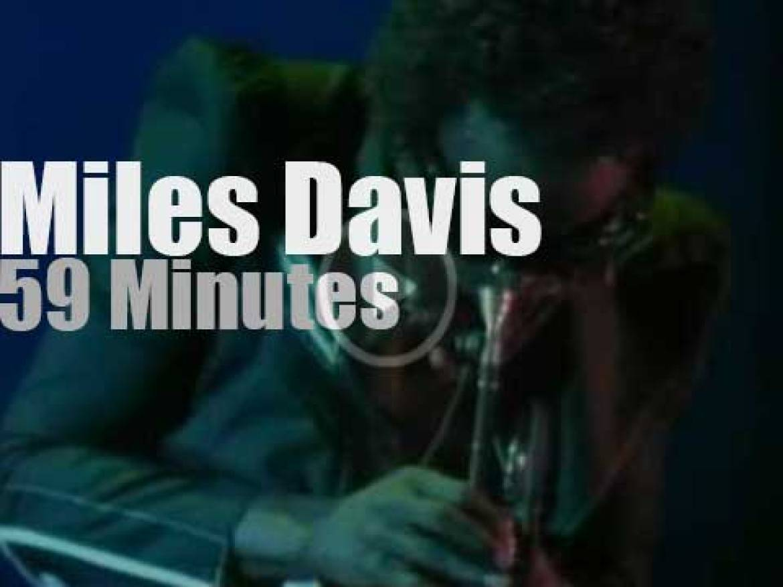 Miles Davis plays in Tokyo (1973)