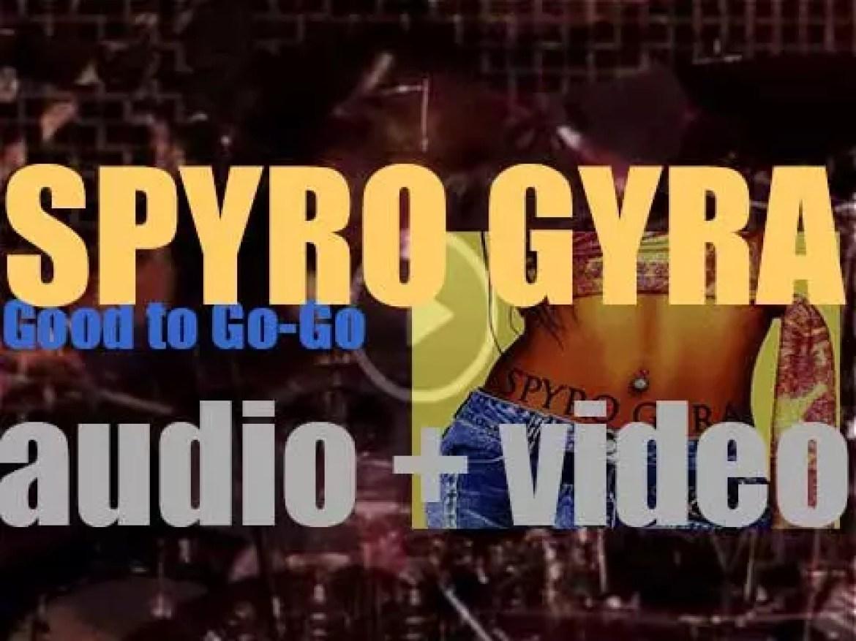 Heads Up Records release Spyro Gyra's twenty-ninth album : 'Good to Go-Go' (2007)