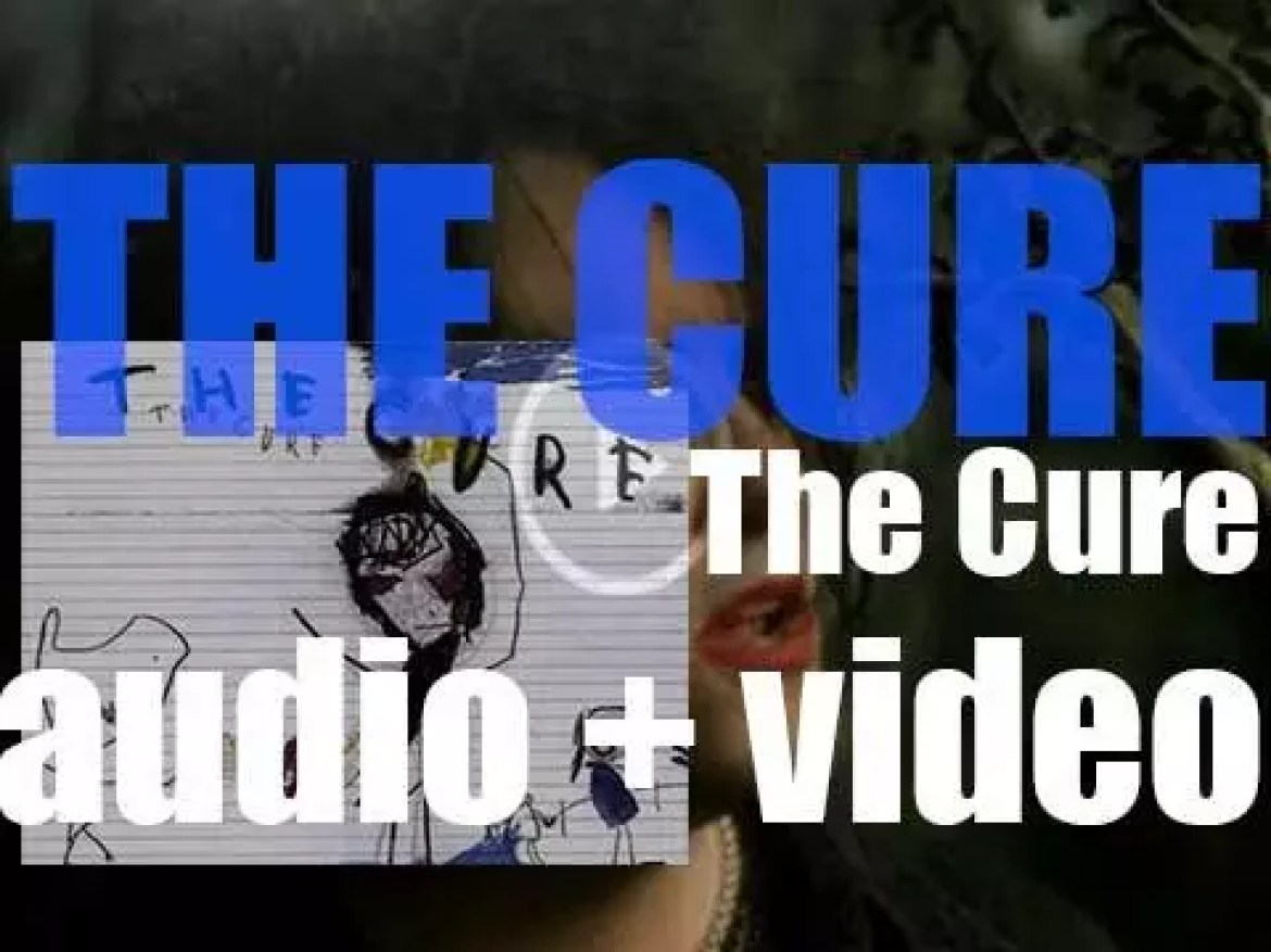 Geffen release 'The Cure,' their self titled twelfth album featuring 'The End of the World' (2004)