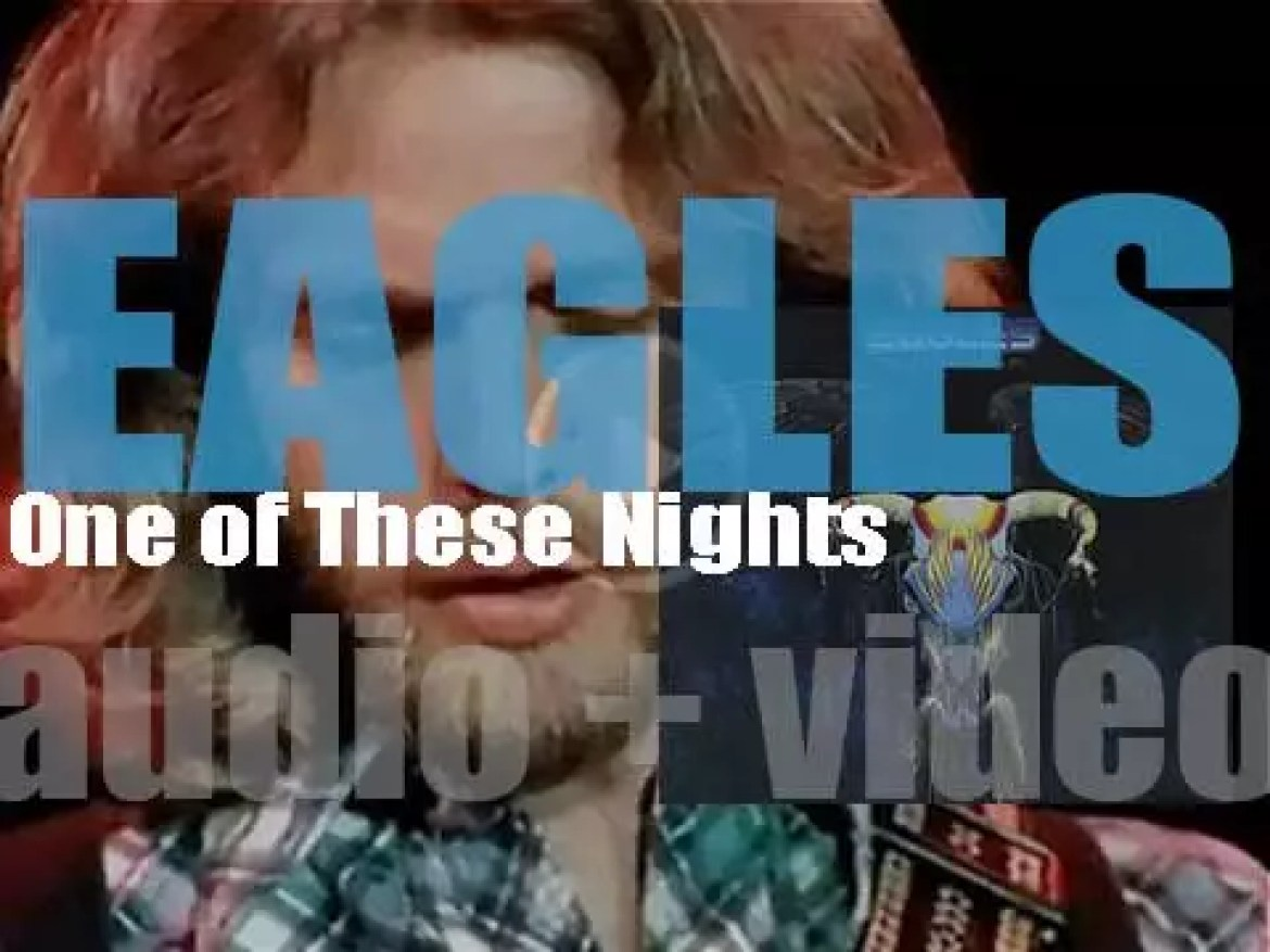Asylum publish The Eagles' fourth album : 'One of These Nights' (1975)