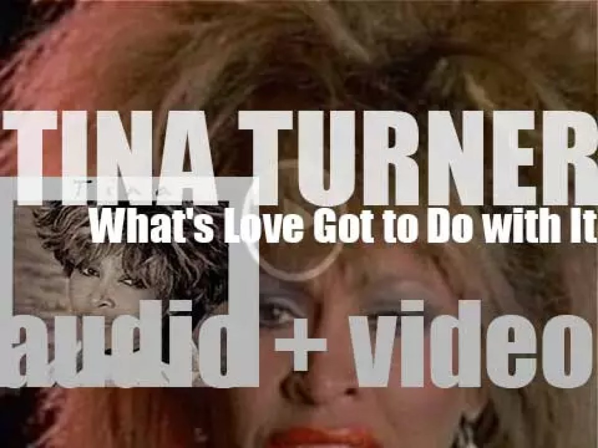 Parlophone publish Tina Turner's 'What's Love Got to Do with It,' her eighth solo album (1993)