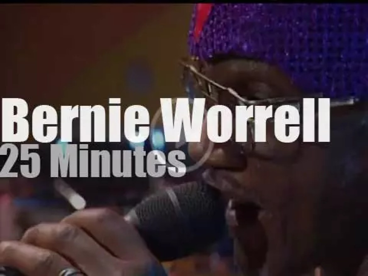 Bernie Worrell & the Woo Warriors are at Woodstock '99 (1999)